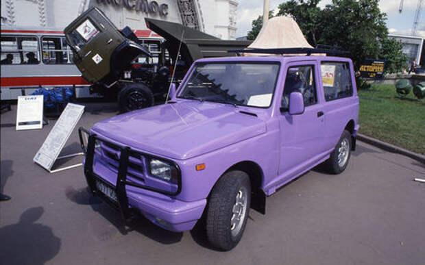 Советские автомобили, которых не было