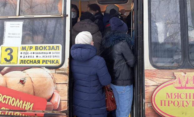 Что мёртвому припарки: с19марта вАрхангельске намаршруте №3 вводится дополнительный рейс