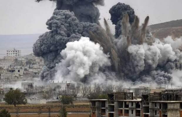 ВКС РФ за сутки нанесли по боевикам ИГ в Сирии более 40 ударов