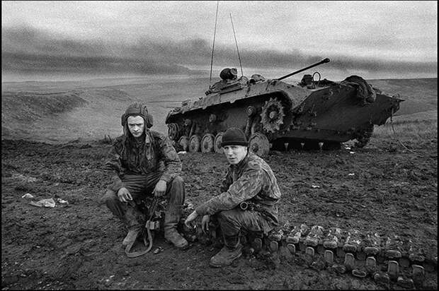Как началась Вторая Чеченская Война.
