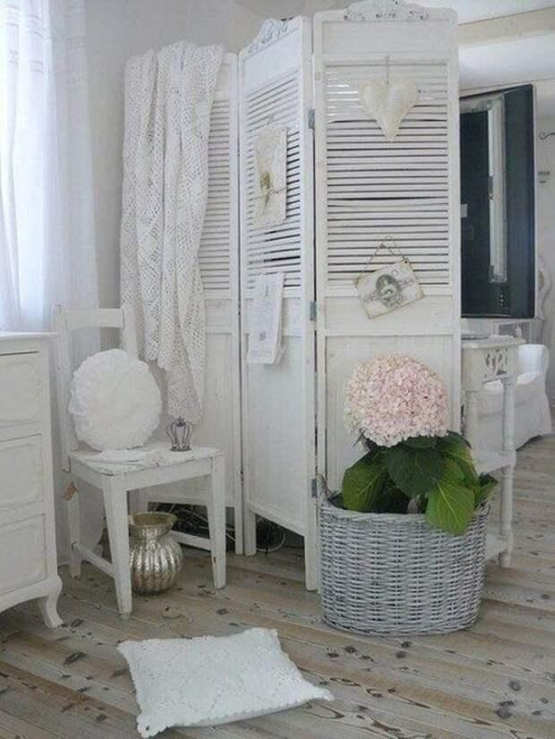 Ширма для комнаты: декоративное разграничение пространства (111 фото)