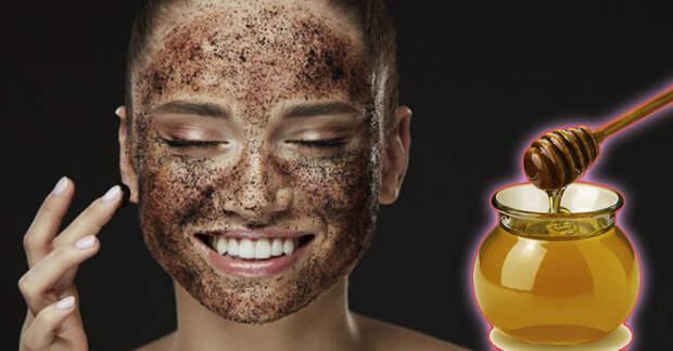 Полезный домашний скраб очистит кожу и освежит тон лица