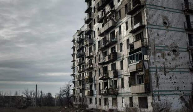 Украинский политик выступила с эмоциональной речью о Донбассе