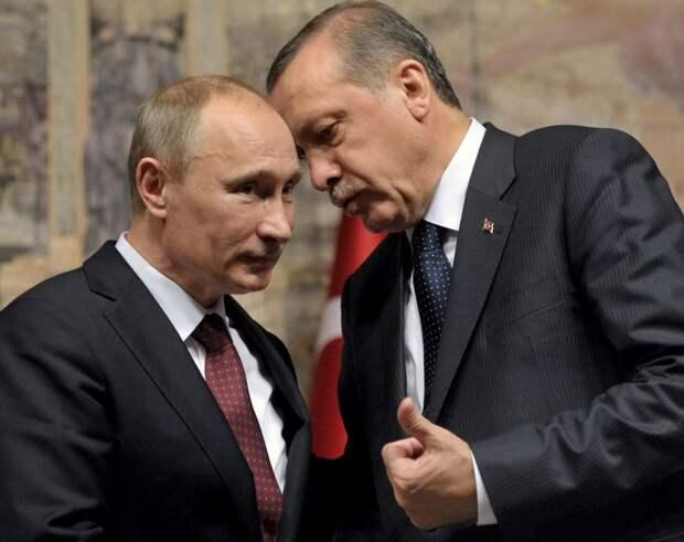 Сатановский: дружить с Эрдоганом