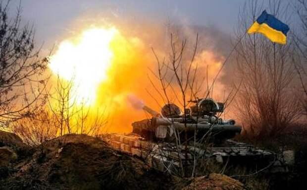 Украина продемонстрировала полную неготовность воевать с Россией