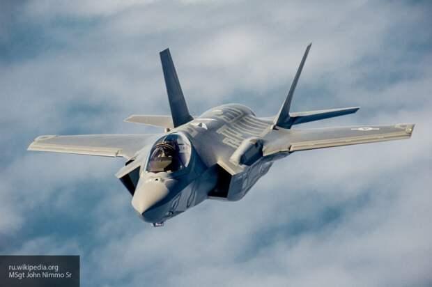 Пилоты США рассказали о страхе перед истребителями России