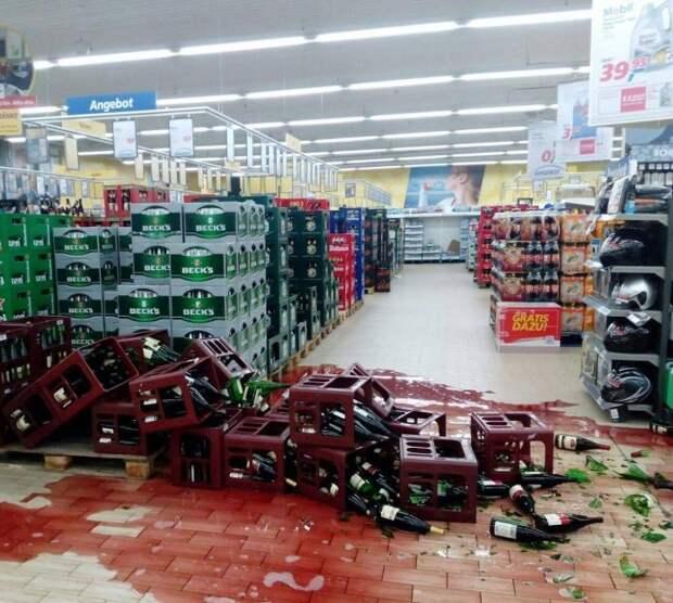 14 фотографий из супермаркетов, от которых бросает в дрожь