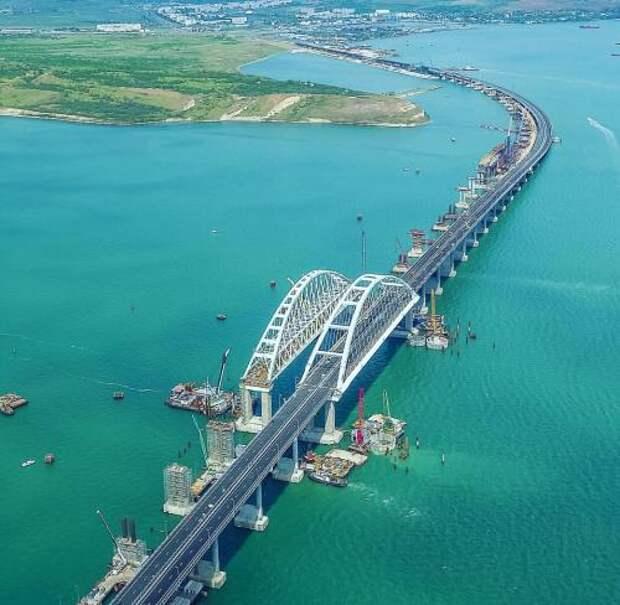 «Построили»: В сети опубликовали анонс фильма про Крымский мост