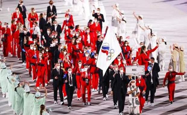 Олимпиада в Токио: Наших бьют, а они не сдаются!