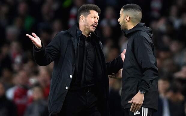 Симеоне: «Не думаю, что матч с «Барселоной» решит исход Ла Лиги»