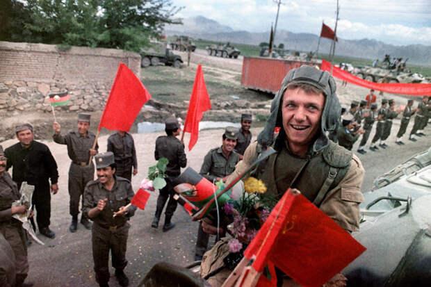 Как СССР вторгся в Афганистан.