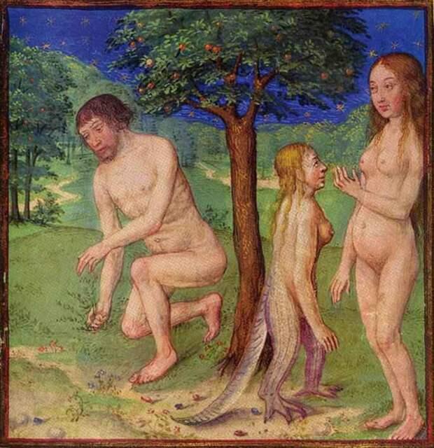 Первая женщина Лилит: почему Библия молчит опредшественнице Евы