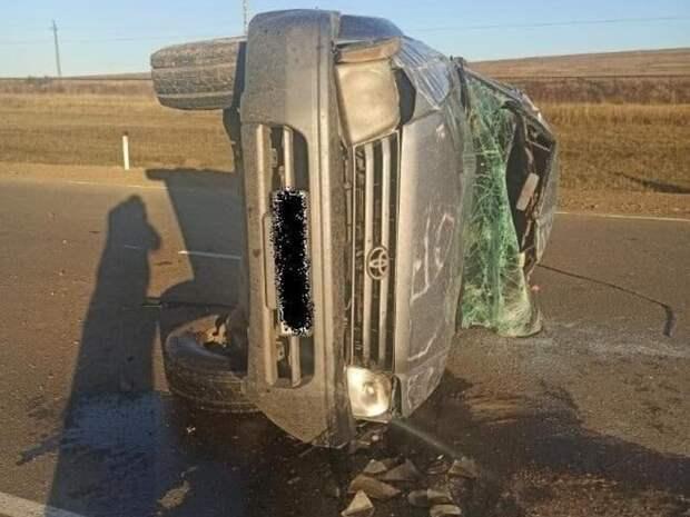 В Забайкальском крае произошло ДТП – погибли четыре человека