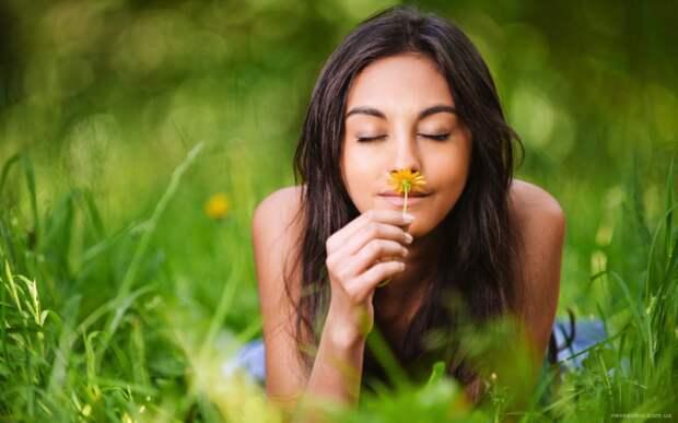 Память на запахи связана с дыханием