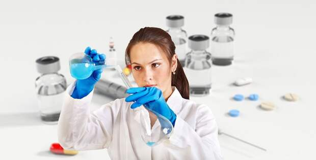 Роспотребнадзор представил тест для экспресс-диагностики COVID-19
