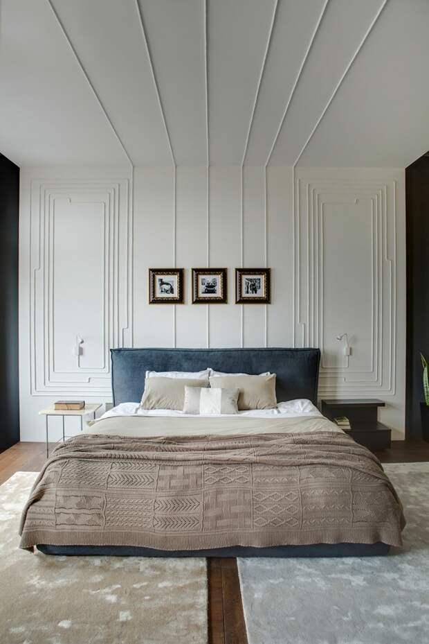 Кабельное в спальне