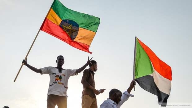 Судан страдает от нашествия беженцев из Эфиопии