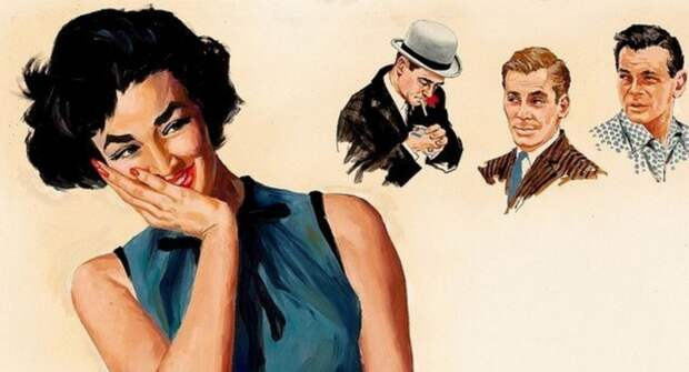 Подсмотрено: мужской и женский взгляд на измену