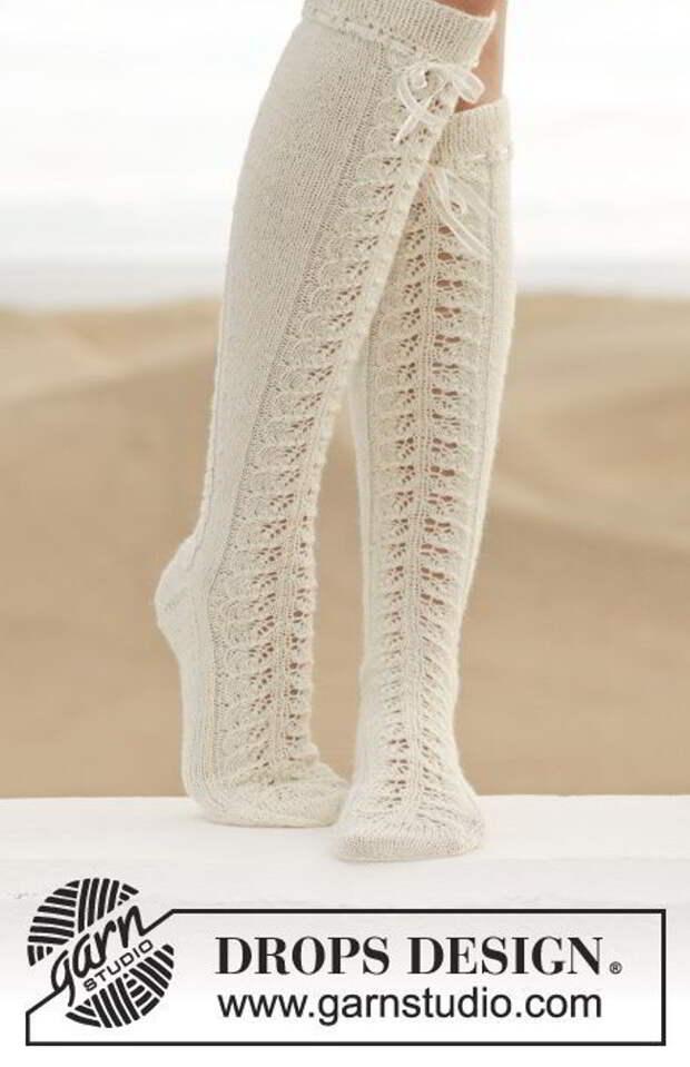 Носки-гетры: 25 идей для тех, кто вяжет