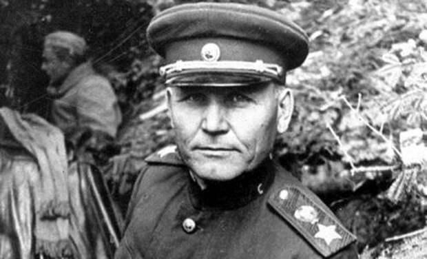 Краткий курс истории. Маршал Конев — История России