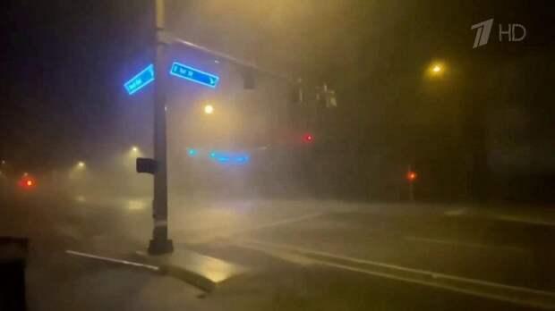Власти американского штата Алабама сообщили о первой жертве тропического шторма «Салли»