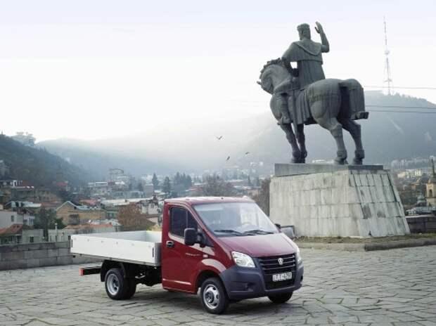 Группа ГАЗ начал экспорт автомобилей в Грузию