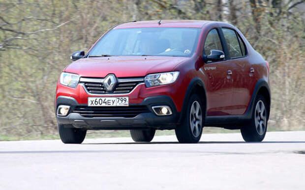Renault Logan Stepway на 6000 км: первая странная неисправность