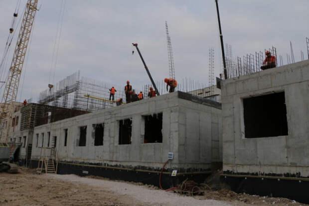 Севастопольские власти незаконно прогнали подрядчика с объекта ФЦП