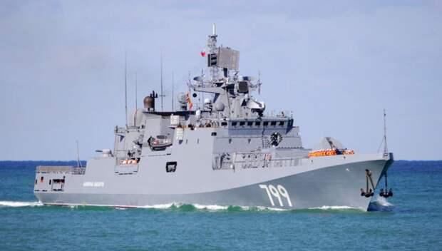 """""""Натовцы не ожидали такого приёма"""": Эксперт объяснил бегство кораблей США из """"американского моря"""""""