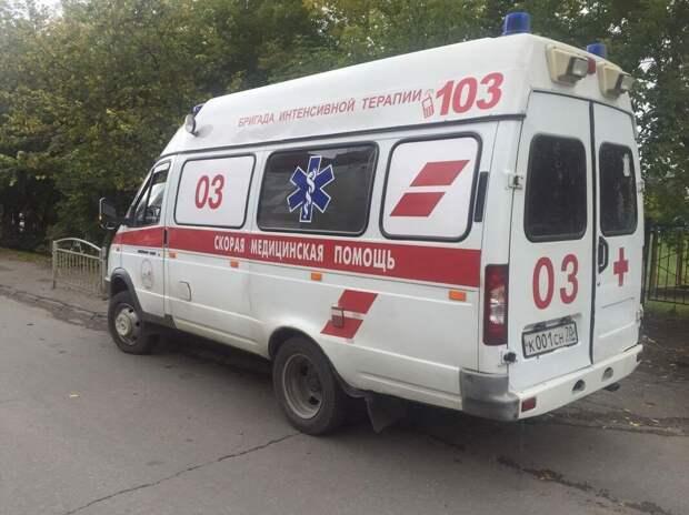 Скорая помощь в Томске перешла на усиленный режим работы