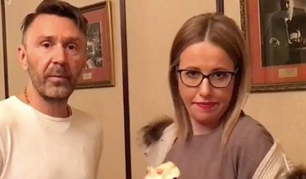 «Выскочила на сцену во время концерта и…»: Собчак набросилась на Шнурова из-за разводи с Матильдой