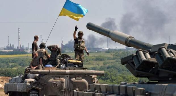 Леонков сообщил, что Украина уже готова атаковать Донбасс для разрешения конфликта