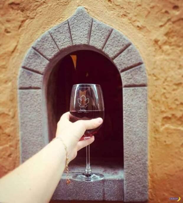 Винные окошки — Buchette Del Vino