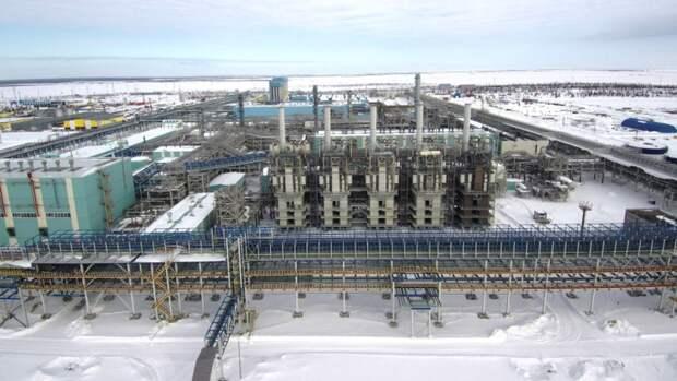 «Газпром» разрывает контракты слицензиарами Новоуренгойского ГХК
