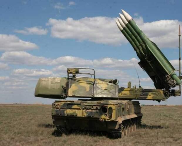 На Донбассе в срочном порядке развернули комплексы ПВО С-300В1