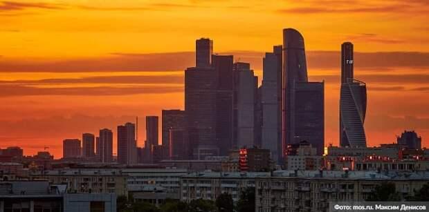 Москвичам рассказали о работе программы пилотного тестирования инноваций. Фото: М. Денисов mos.ru