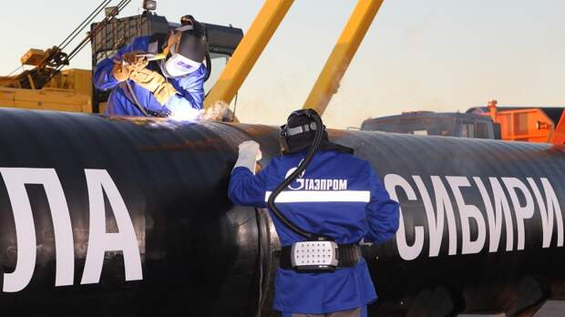Газопровод «Сила Сибири» остановят на неделю на плановое обслуживание