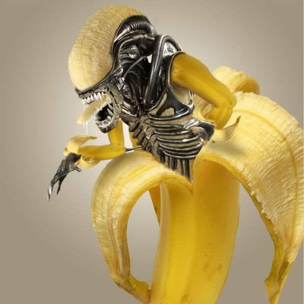 Эрих фон Дэникен: ложь, мошенничество и бананы