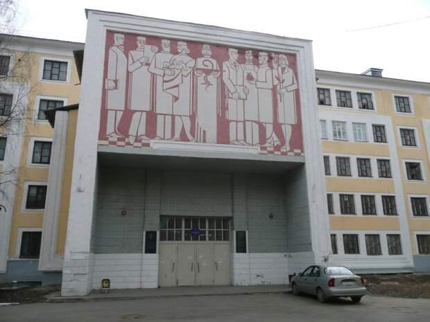 Дизайнер из Ижевска рассказал, как он анимировал городские панно