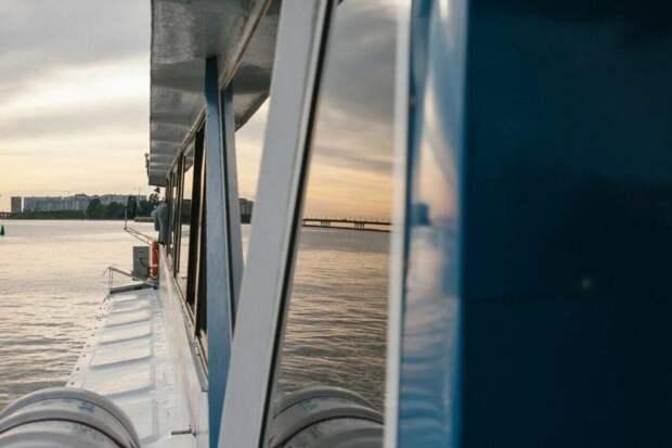 На территории Севкабель Порт снова открылся причал для водных экскурсий