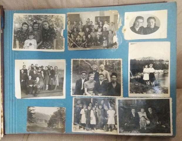 Старые вещи греют душу: фотоальбомы, посуда. Не могу их выбросить