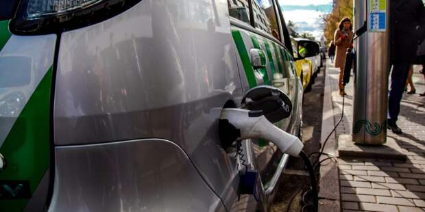 На Родионовской установят зарядку для электромобилей