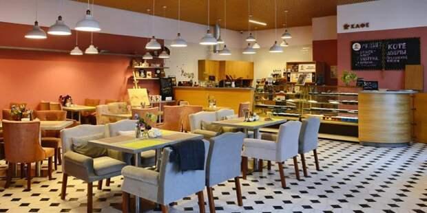 Собянин: Кафе и рестораны Москвы заработают в полном объеме 23 июня Фото: mos.ru