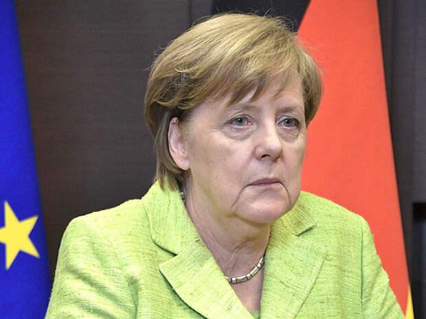 Меркель: После сделки по «Северному потоку-2» остались разногласия