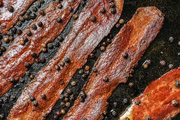 Plant-Based Bacon