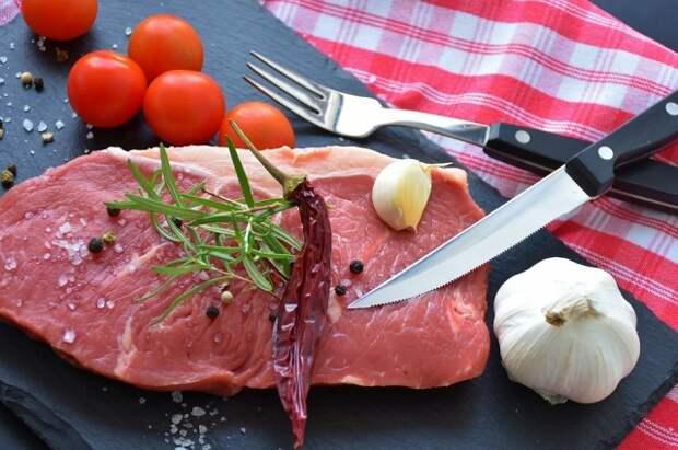 Зимой надо есть как можно больше мяса и печени.