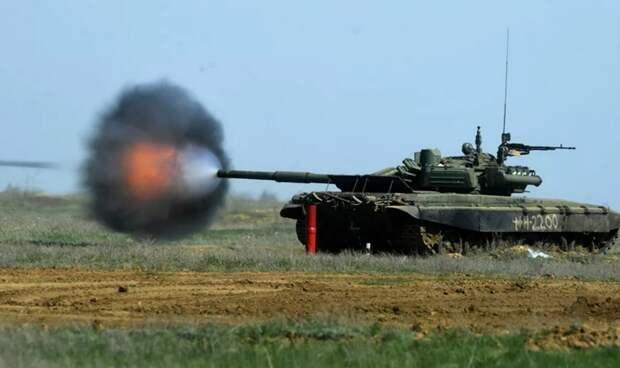 Индия решила купить 400 российских танков Т-90С