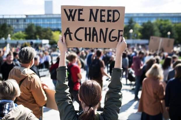 Великобритания ужесточает закон обакциях протеста