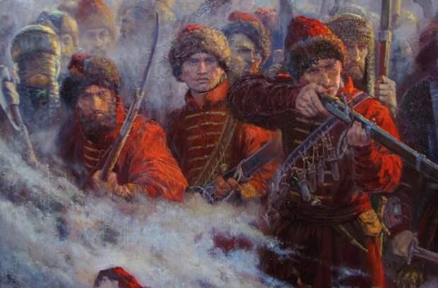 Стрельцы: русский бунт бессмысленный и беспощадный