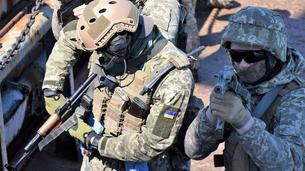 Страны НАТО до зубов вооружают ВСУ для войны в Донбассе